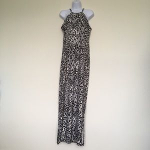 Hot Kiss maxi dress